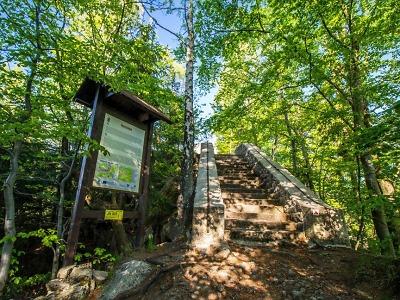 Vyhlídka Terezínka, další méně známé místo Libereckého kraje