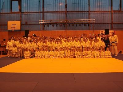 Oddíl judo TSC Turnov hledá v říjnu nové naděje