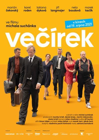 Ve filmu Večírek Michala Suchánka se setkají bývalí spolužáci
