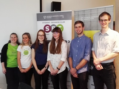 Pomoc mladým vpodnikání aneb O nejlepší start-up TUL