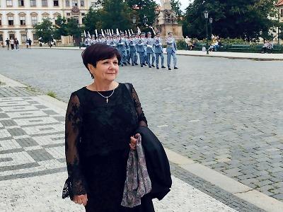 Vladimíra Jakouběová obdržela cenu Jože Plečnika