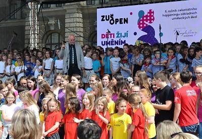 ZUŠ Open v Libereckém kraji nabídla pestrý program
