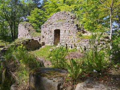 Tajemný hrad Zbiroh má svého Černého rytíře