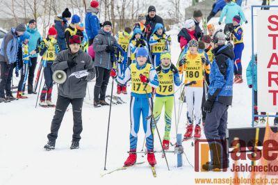 V Tanvaldu proběhl Přebor Libereckého kraje ve skicrossu na běžkách