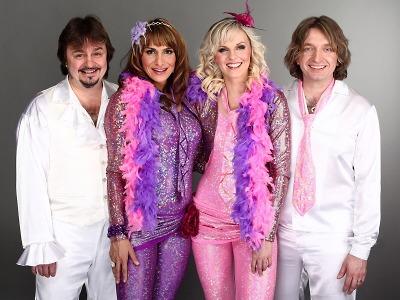 ABBA Stars potvrdí vpátek večer v Jablonci letní atmosféru