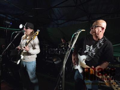 FOTO: V lomnickém klubu zahrála kapela Abraxas
