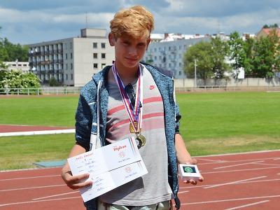 Vynikající týden mladých atletů AC Turnov
