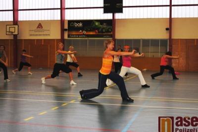 Wellness týmy soupeřily v Železném Brodě