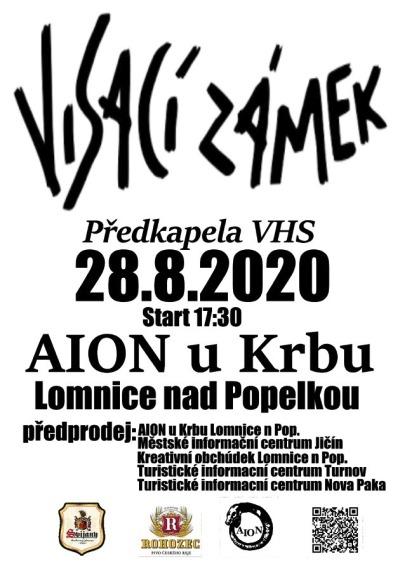 Punková legenda Visací zámek zahraje v lomnickém klubu