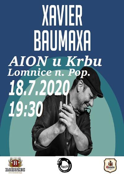 Xavier Baumaxa zazpívá v lomnickém klubu