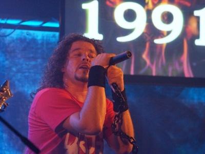 FOTO: Arakain zahrál v rámci podzimního turné v Bozkově
