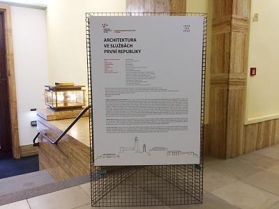 Architektura ve službách první republiky je k vidění i na semilské radnici