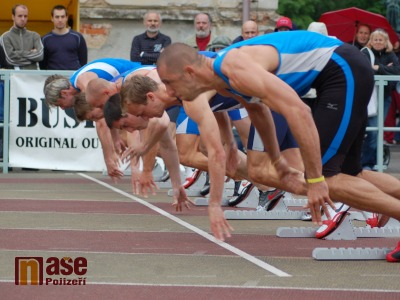 Hlásí se další atleti, Bába potvrdil skvělou formu limitem