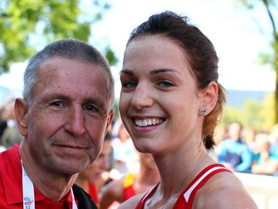 Anežka Drahotová: Cílem je medaile z olympiády, ať už na kole či v chůzi