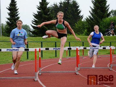 Atletické přebory velmi úspěšné pro žáky z Pojizeří