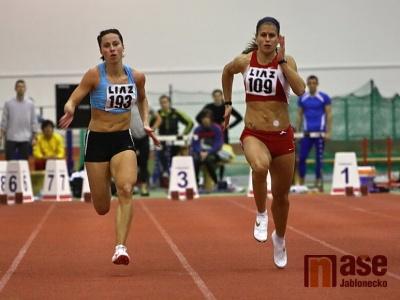Atleti z Turnova jsou vidět i v halové sezoně