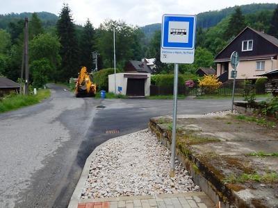 Kraj bude instalovat nové označníky k autobusovým zastávkám
