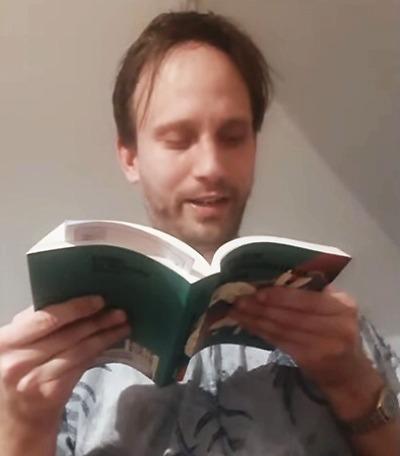 Autorská čtení Městské knihovny Semily pokračují knihou Ondřeje Šíra
