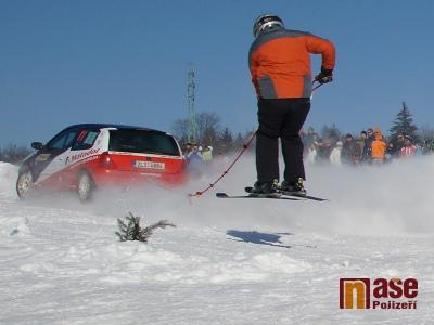 FOTO: Na Kozákově byli nejrychlejší Chlupáč a Dolenský