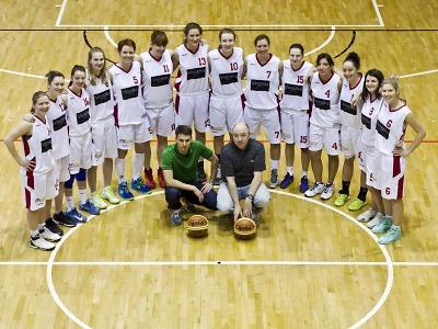 Do Liberce se vrací 1. liga basketbalu žen