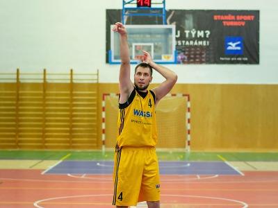 Basketbalisté Turnova vstoupili do soutěže vítězstvím nad Hořicemi