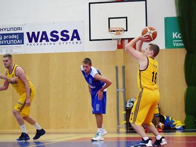 Výhra s Chrudimí zajistila basketbalistům Turnova závěrečné Final Four