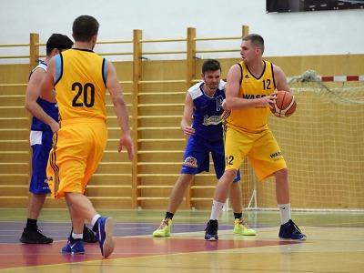 Basketbalisté Turnova si poradili sHavlíčkovým Brodem a Skutčí