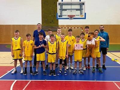 Turnovský basketbal: vyhráli muži ve Východočeské lize, žáci i přípravka