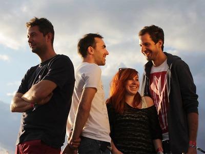 Turnovští Básníci ticha přivítají slovenské Slnko Records