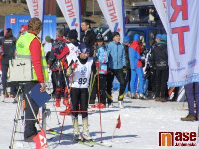 Mladí jilemničtí lyžaři dominovali ve finále běžeckého seriálu