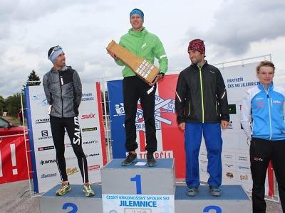 V 51. ročníku běhu z Jilemnice na Žalý popáté nejrychlejší Ondřej Fejfar
