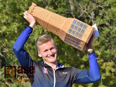 FOTO: Tomáš Lukeš vítězem 52. ročníku běhu z Jilemnice na Žalý