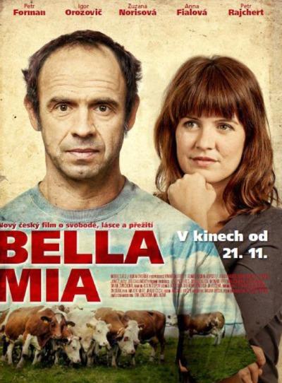 Českou předpremiéru filmu Bella Mia uvede semilské Kino Jitřenka