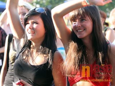 Hudební festivaly a koncerty pokračují v Pojizeří i v srpnu
