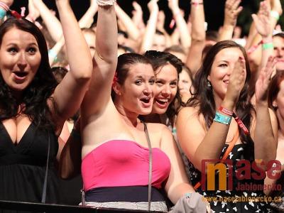 Hudební léto aneb přehled letních festivalů a koncertů v Pojizeří