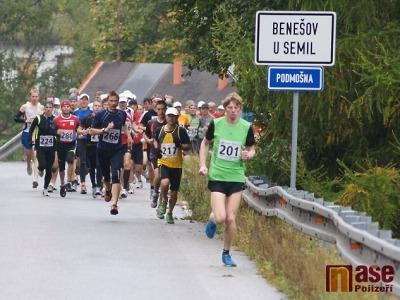 Benešovský maraton Pojizeřím odstartuje podvaatřicáté