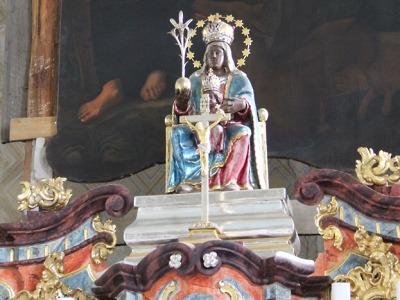 Záchrana barokního oltáře naBezdězu je nominována na Cenu NPÚ