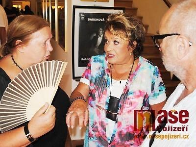 Herečka Jiřina Bohdalová slaví 89. narozeniny