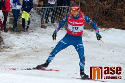 Šlesingr ve sprintu SP v Oberhofu druhý, Václavík sedmnáctý