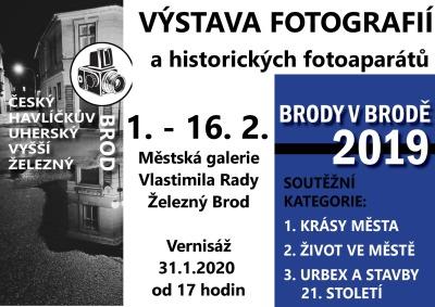 Letošní výstavu Brody v Brodě doplní historické fotoaparáty