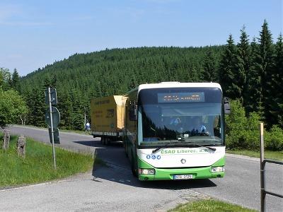 Turistické linky a spoje v Libereckém kraji obnovují provoz