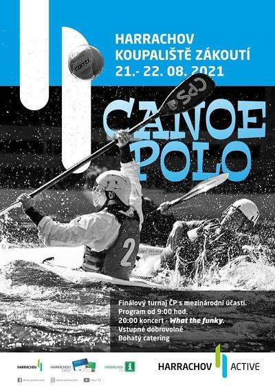 Finálový turnaj v canoe polo se odehraje v Harrachově