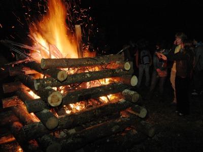 Jak se chovat při pálení čarodějnických ohňů
