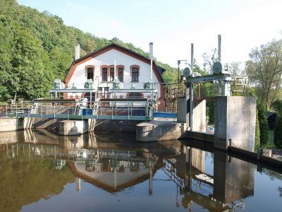 Vodní elektrárny se otevřou veřejnosti