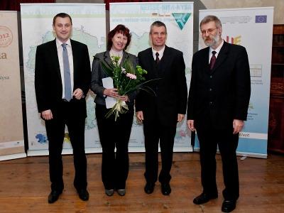 Semily získaly cenu Euroregionu Nisa za partnerství s polským městem
