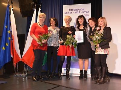 V Bautzenu se udělovaly Ceny Euroregionu Nisa 2017