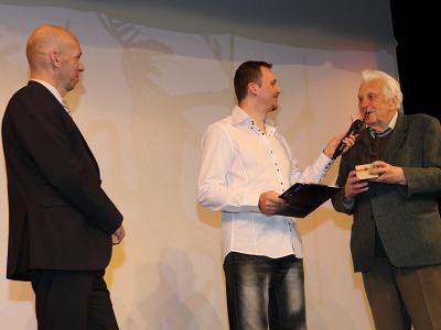 Čtyři osobnosti získaly Cenu ředitele Správy KRNAP