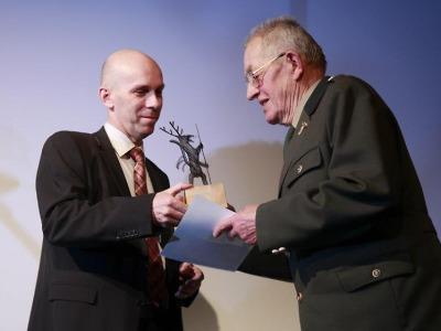 Ceny ředitele Správy KRNAP získali Klapka, Chadim, Klos a Šourek