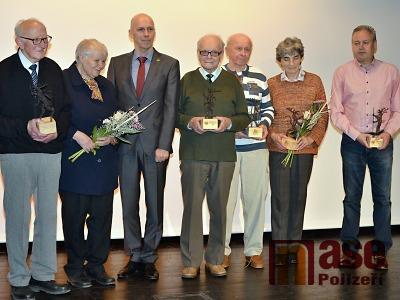 Cenu ředitele Správy KRNAP za rok 2015 získalo celkem šest osobností