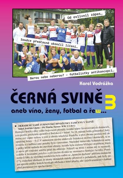 Fotbal v pojizerském regionu osvětluje třetí díl knihy Karla Vodrážky